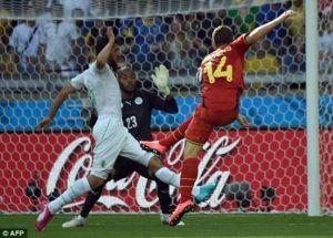 Mondiali, Belgio-Algeria: il gol decisivo di Mertens