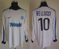 1998-99. La maglia di Bellucci